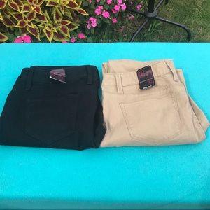 Bundle of 2 No boundaries skinny jeans